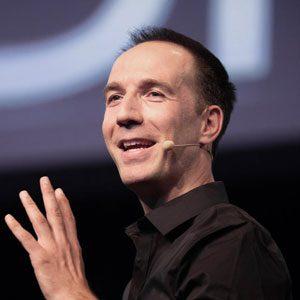 Top-Speaker Steffen Kirchner ist überzeugt vo Ludger Quantes Finanzwissen